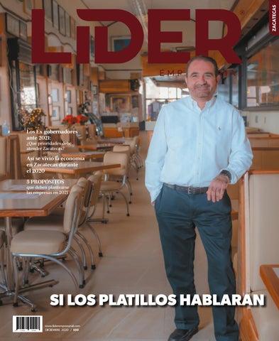 Líder Empresarial Zacatecas No. 15