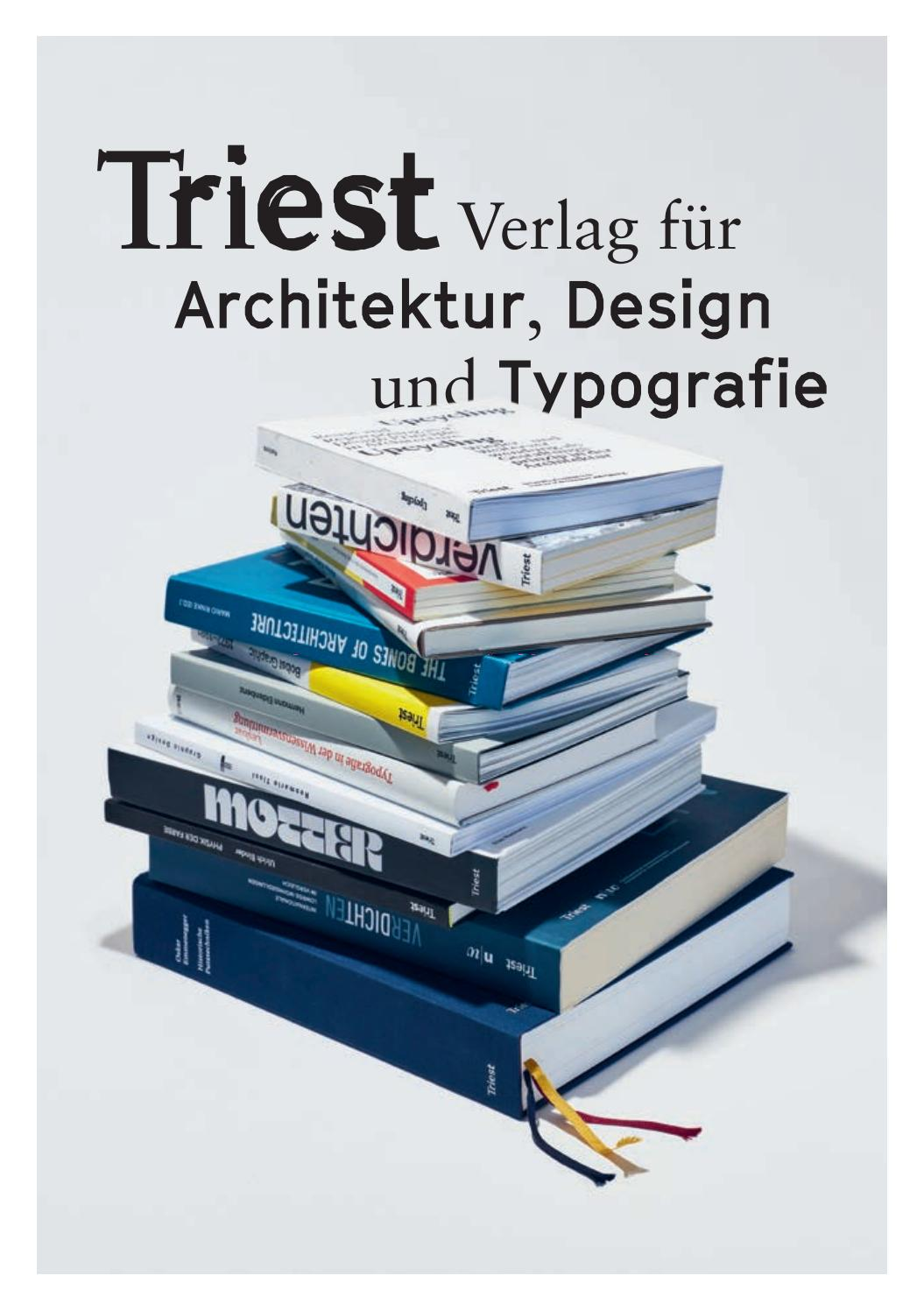 Verlagskatalog By Triest Verlag Issuu