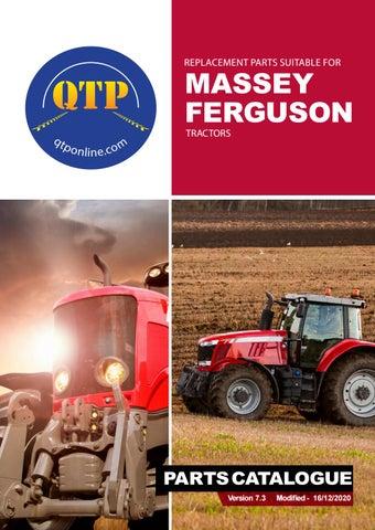 294 Amperemeter Für Traktor Massey Ferguson 135,FE35