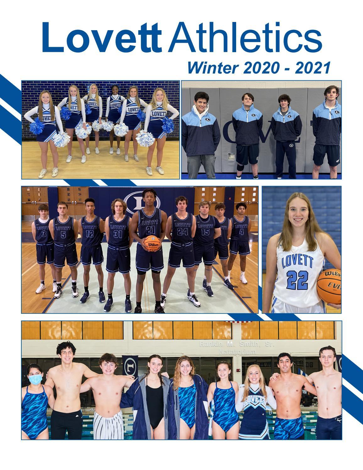 Lovett Athletics | Winter 2020