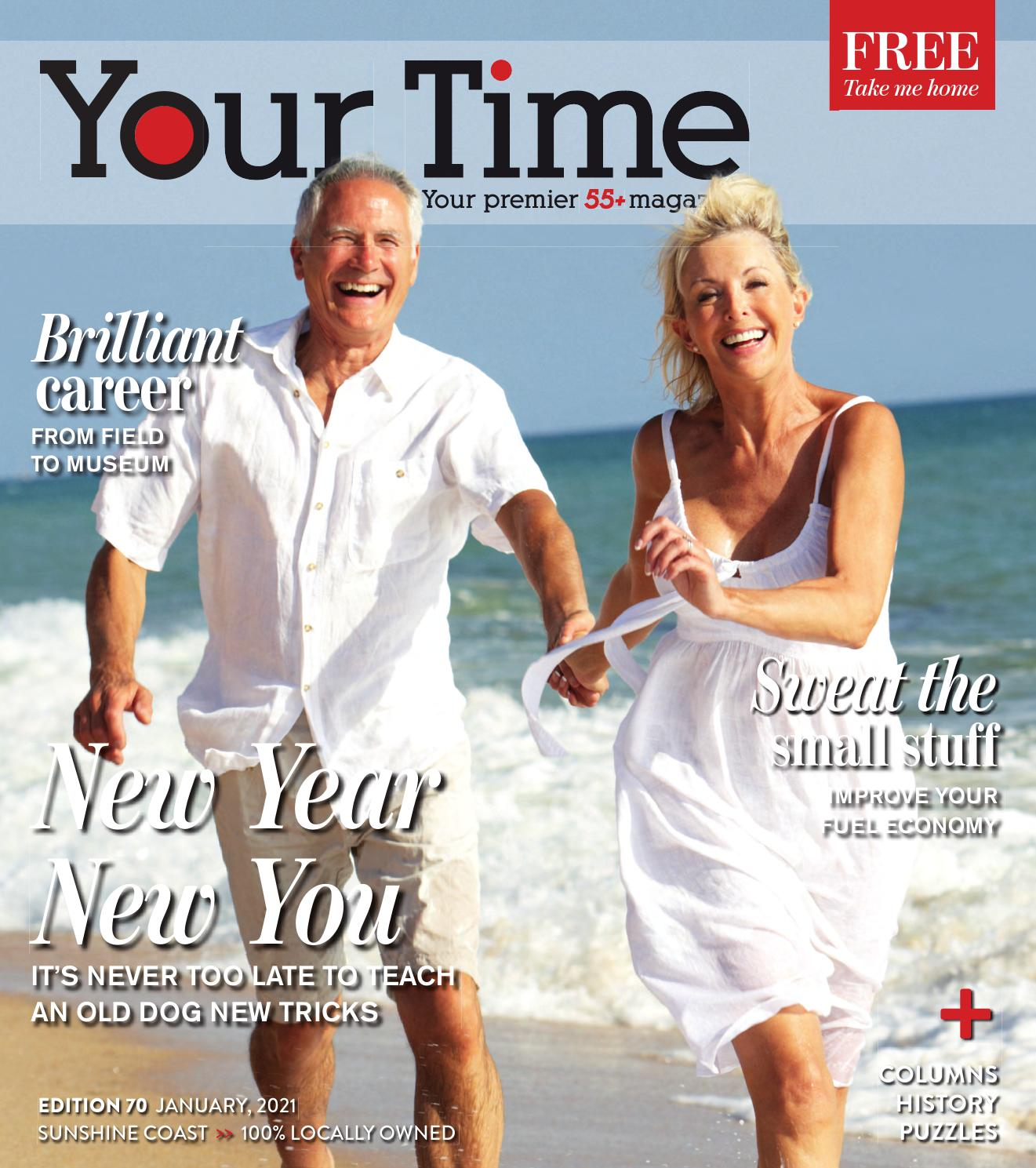 Your Time Magazine Sunshine Coast   January 50 by My Weekly ...