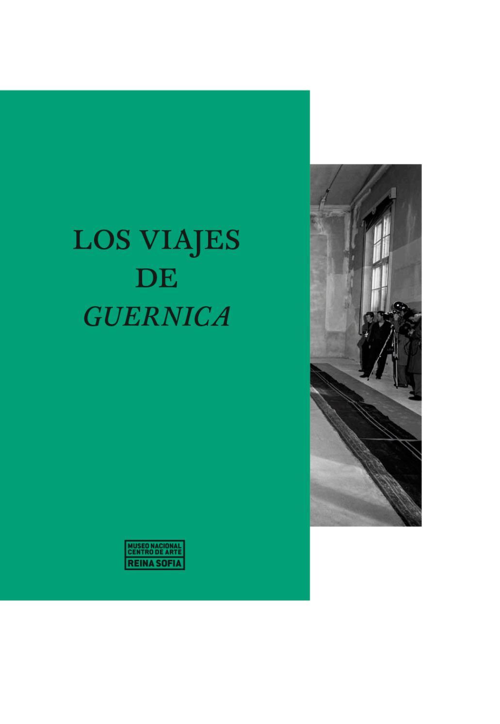 Los Viajes De Guernica By Museo Reina Sofía Issuu