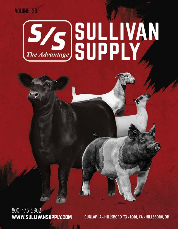 sullivan supply product catalog volume 30sullivan supply