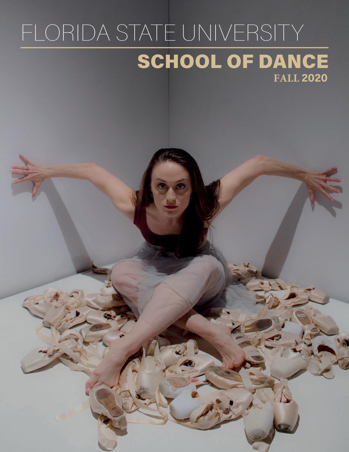 Fsu Academic Calendar Fall 2022.2020 Fsu School Of Dance Magazine By Fsu College Of Fine Arts Issuu