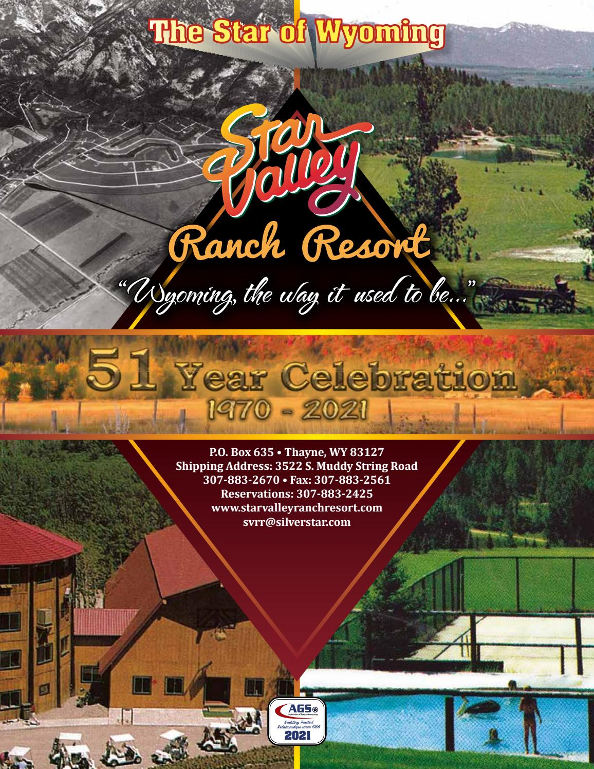 Star Valley Ranch By Ags Texas