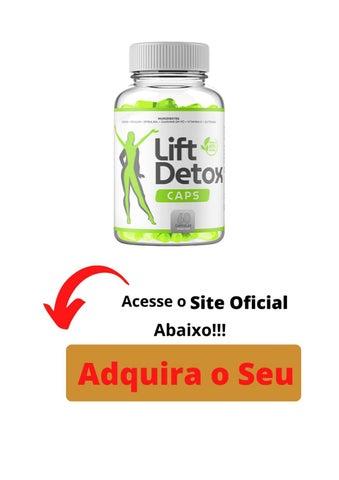 lift detox caps