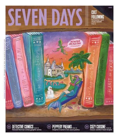 Seven Days December 23 2020 By Seven Days Issuu