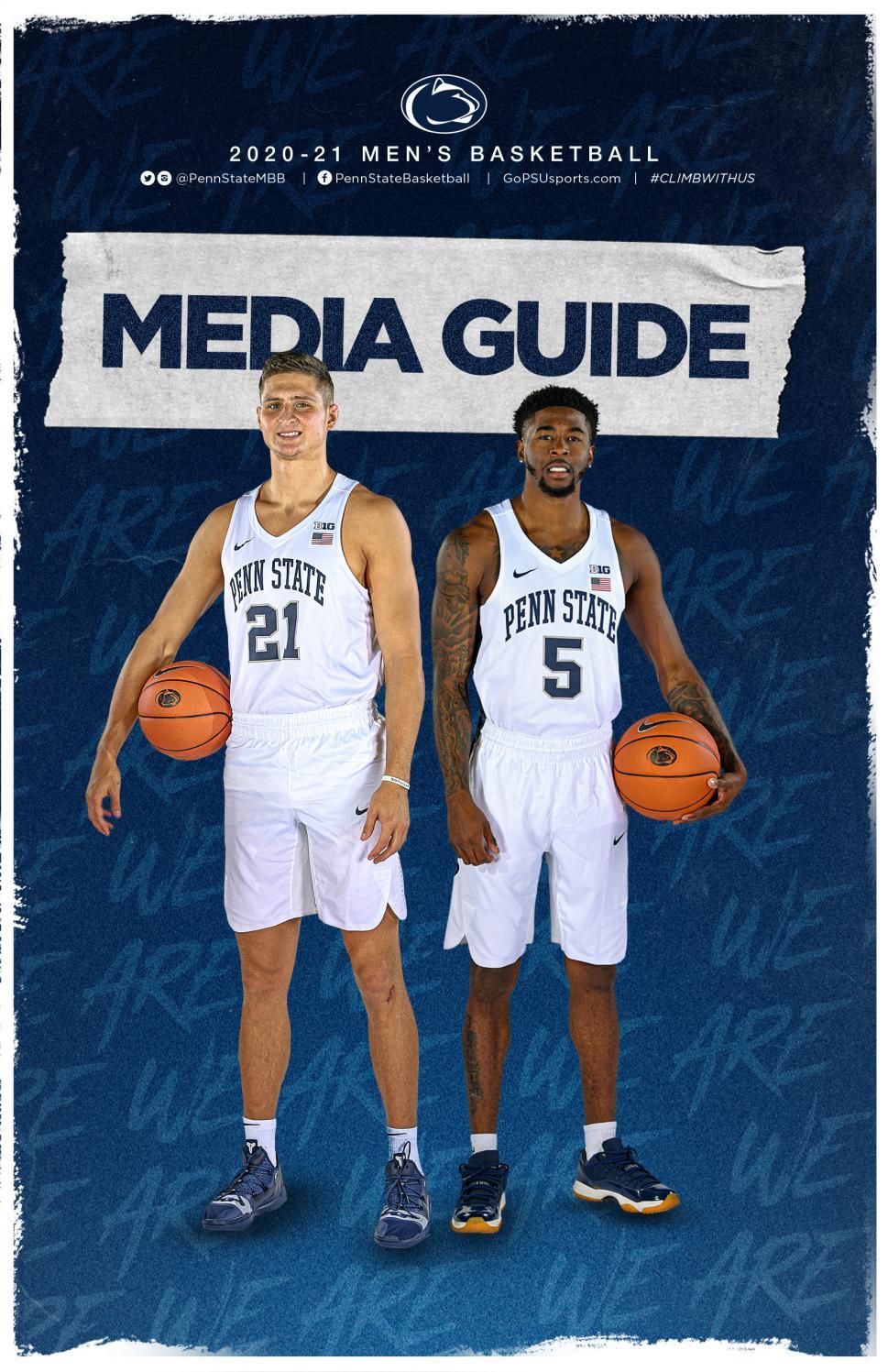 2020-21 Penn State Men's Basketball Media Guide by Penn State ...
