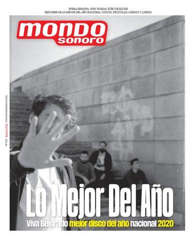 Mondo Sonoro enero 2021 by MONDO SONORO - issuu