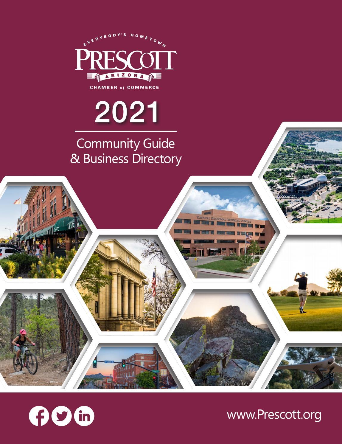 2021 Christmas Square Lighting Prescott Az City Of Prescott 2021 Community Guide Business Directory By Rox Media Group Issuu