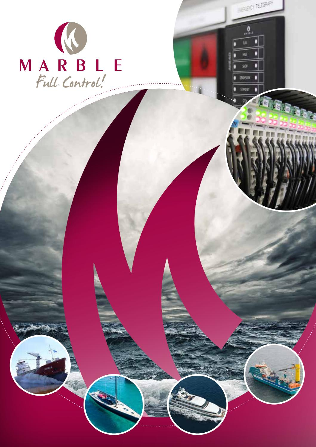 Marble Automation - Product Brochure by Marble Automation - issuu
