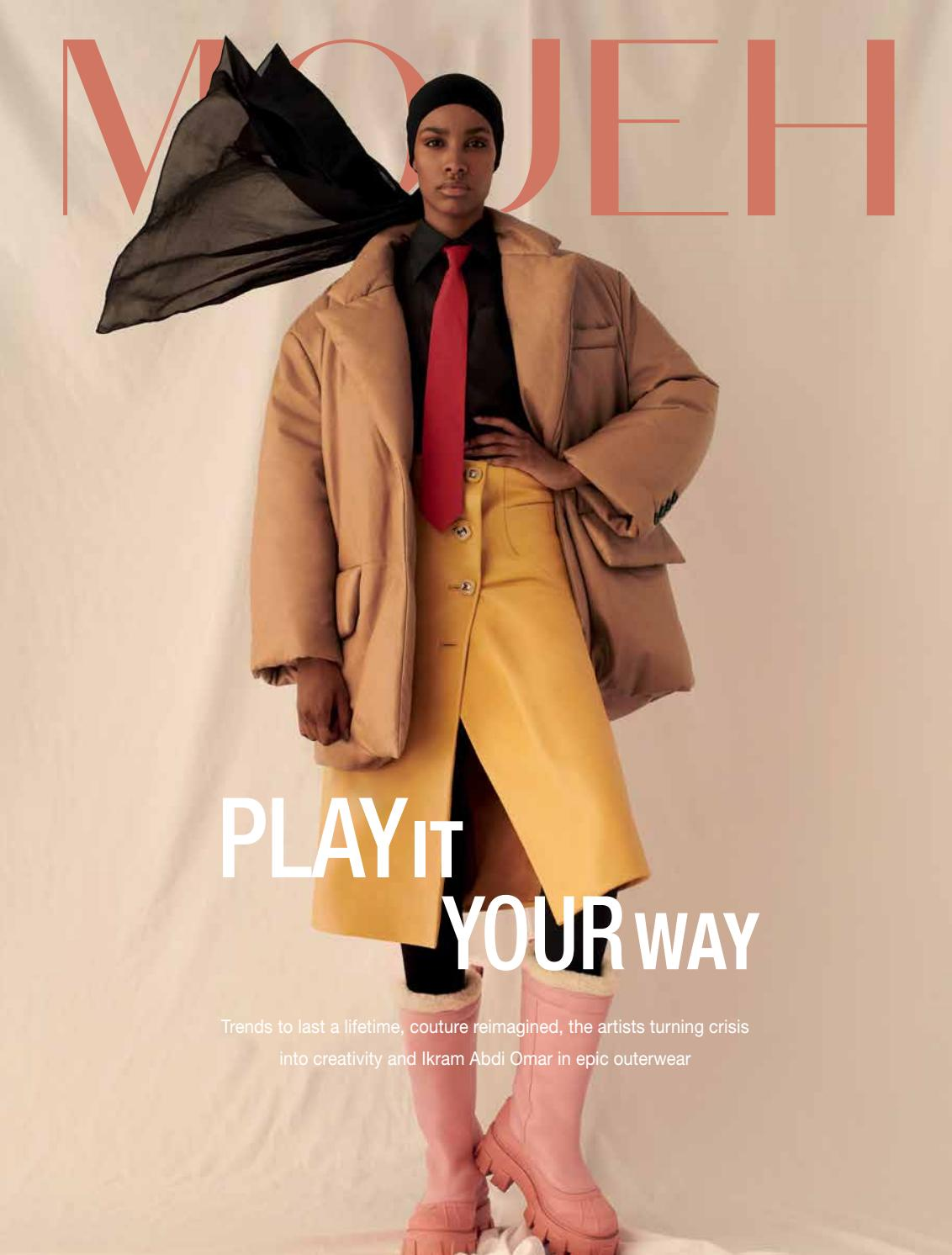 MOJEH Magazine   Issue 18 by MOJEH   issuu