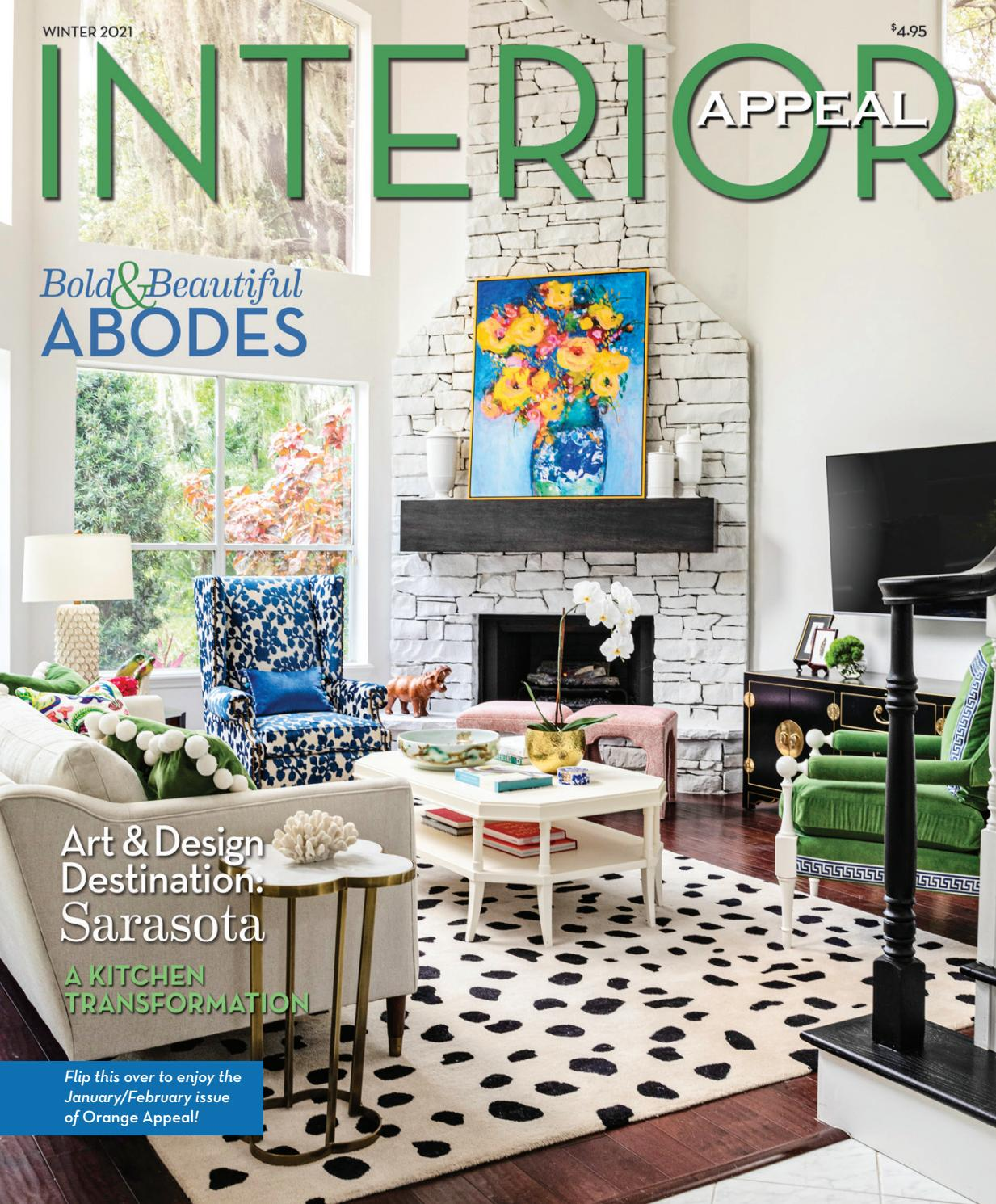 Interior Appeal Winter 21 By Orange Appeal Issuu