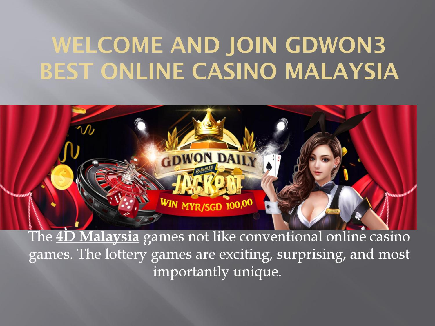 How to win 4D Lottery Malaysia Games
