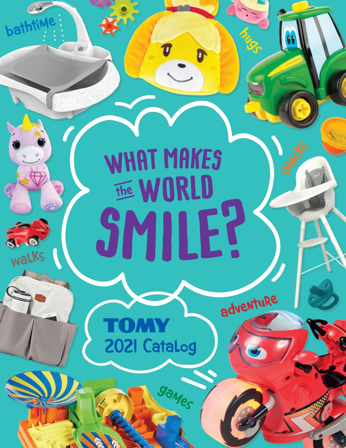 Tomy 2021 By Golden Sales Issuu