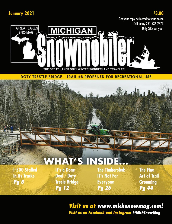 Christmas Assistance Programs List 2021 Michigan Michigan Snowmobiler January 2021 By Michigansnowmobiler Issuu
