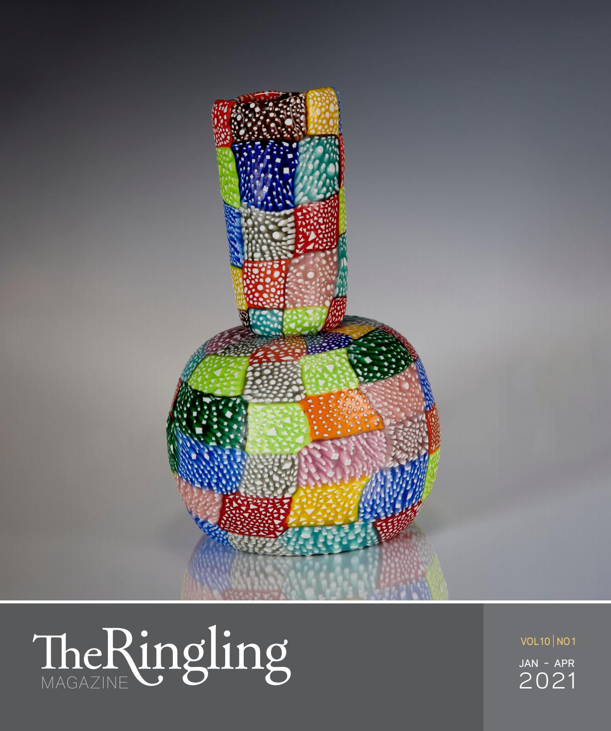 The Ringling Magazine January April 2021 By The John And Mable Ringling Museum Of Art Issuu