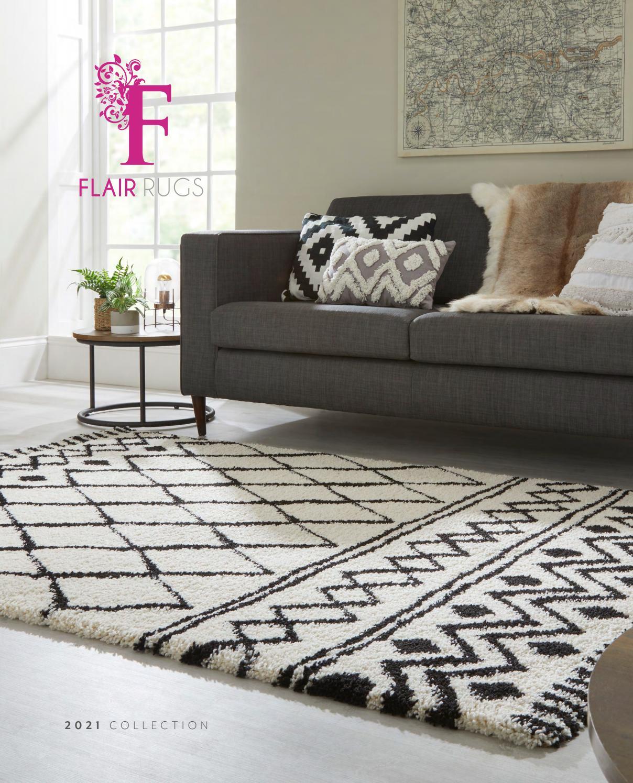 Modern Cotton Diamonds rug Large Ochre Ivory soft 120x180cm Washable rug