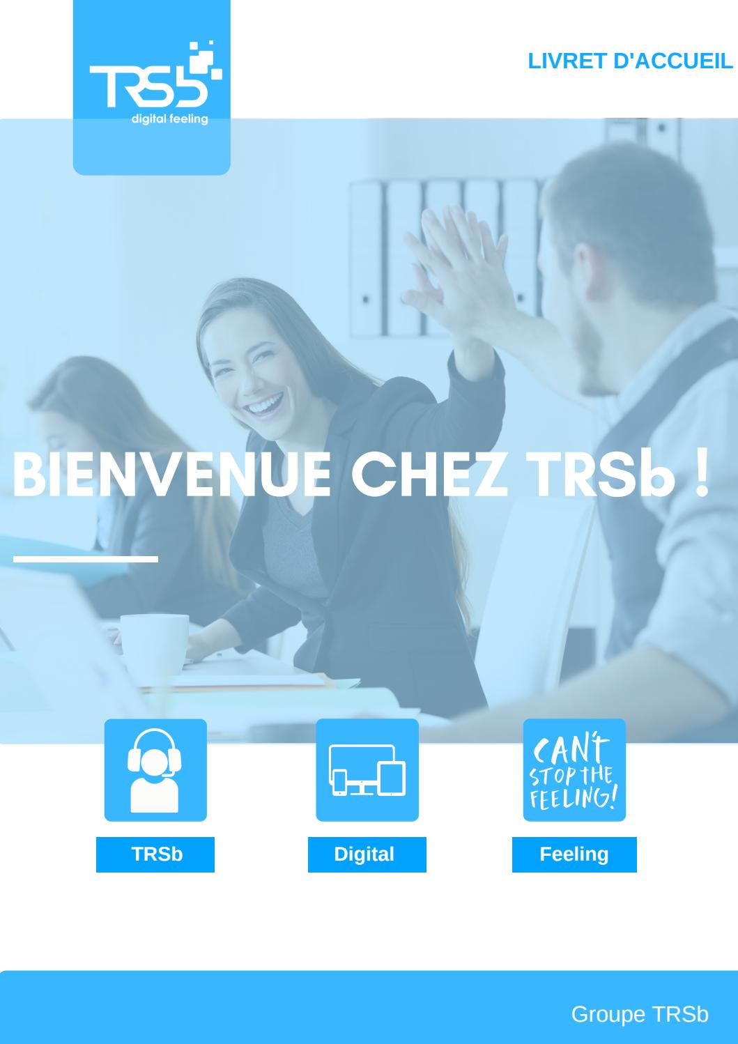 Livret d'accueil TRSb by trsb   issuu