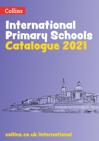 Collins International Primary Catalogue 2021 By Collins Issuu