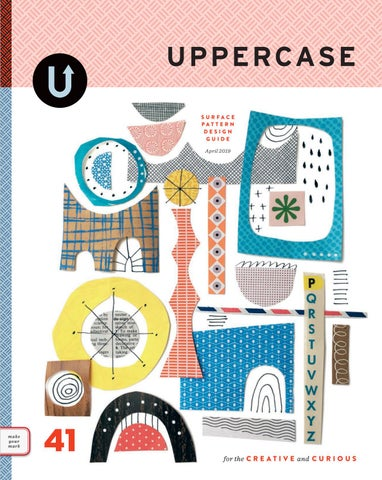 Uppercase Surface Pattern Design Guide 3rd Edition 2019 By Janine Vangool Issuu