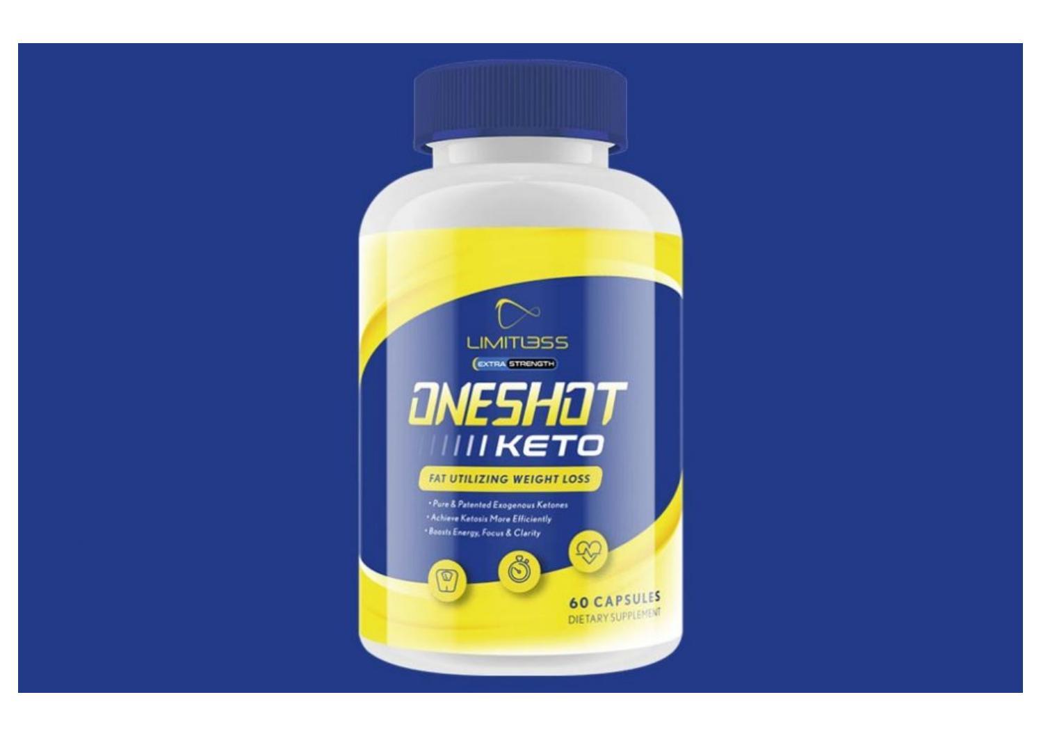 One Shot Keto Reviews: Do OneShot Keto Diet Pills Burn Fat..