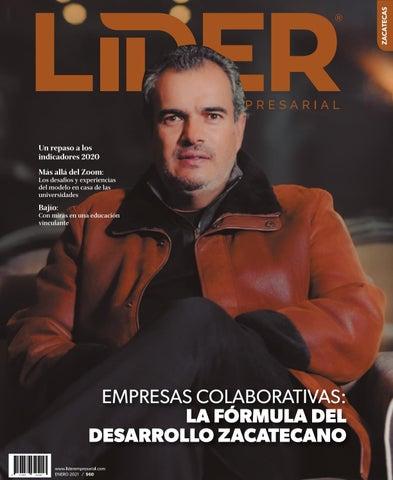 Líder Empresarial Zacatecas No. 16