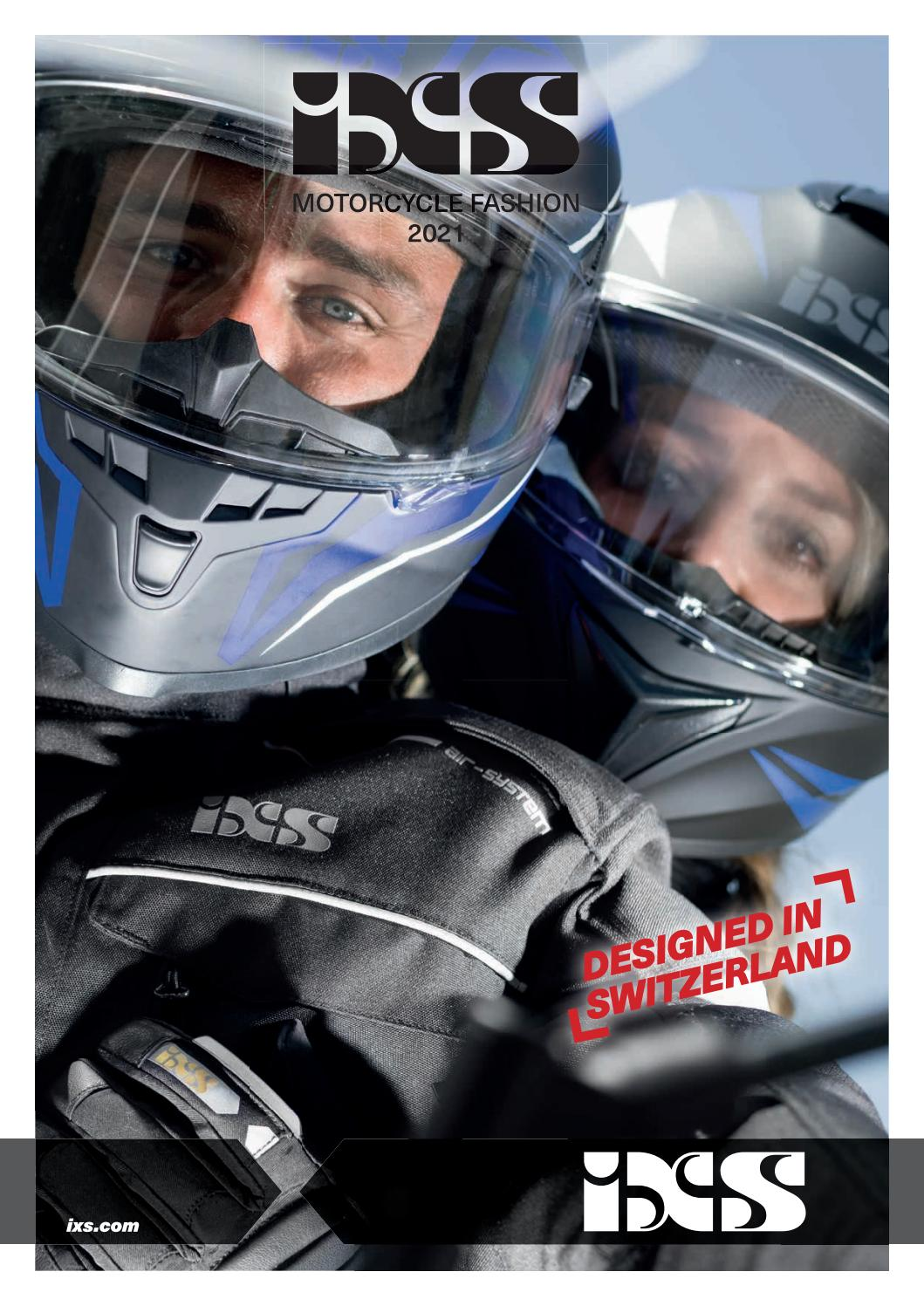 Ixs Motorcycle Fashion Catalogue 2021 English Version By Hostettler Group Issuu