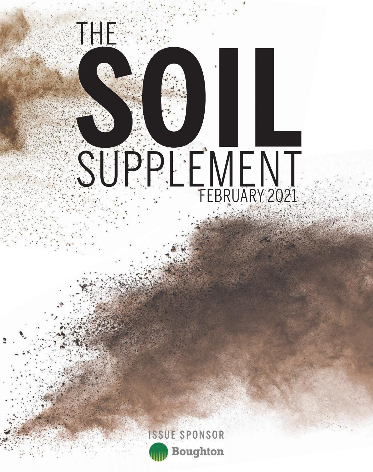 Soil Supplement 2021 By Eljays44 Issuu
