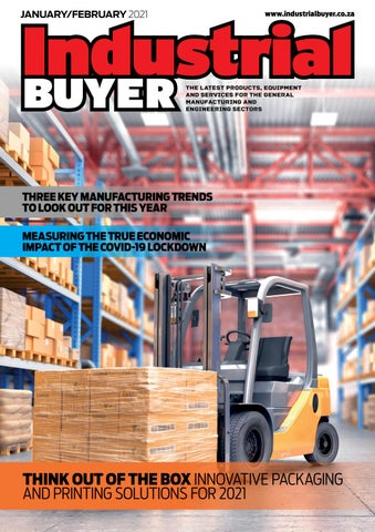 Industrial Buyer January/February 2021