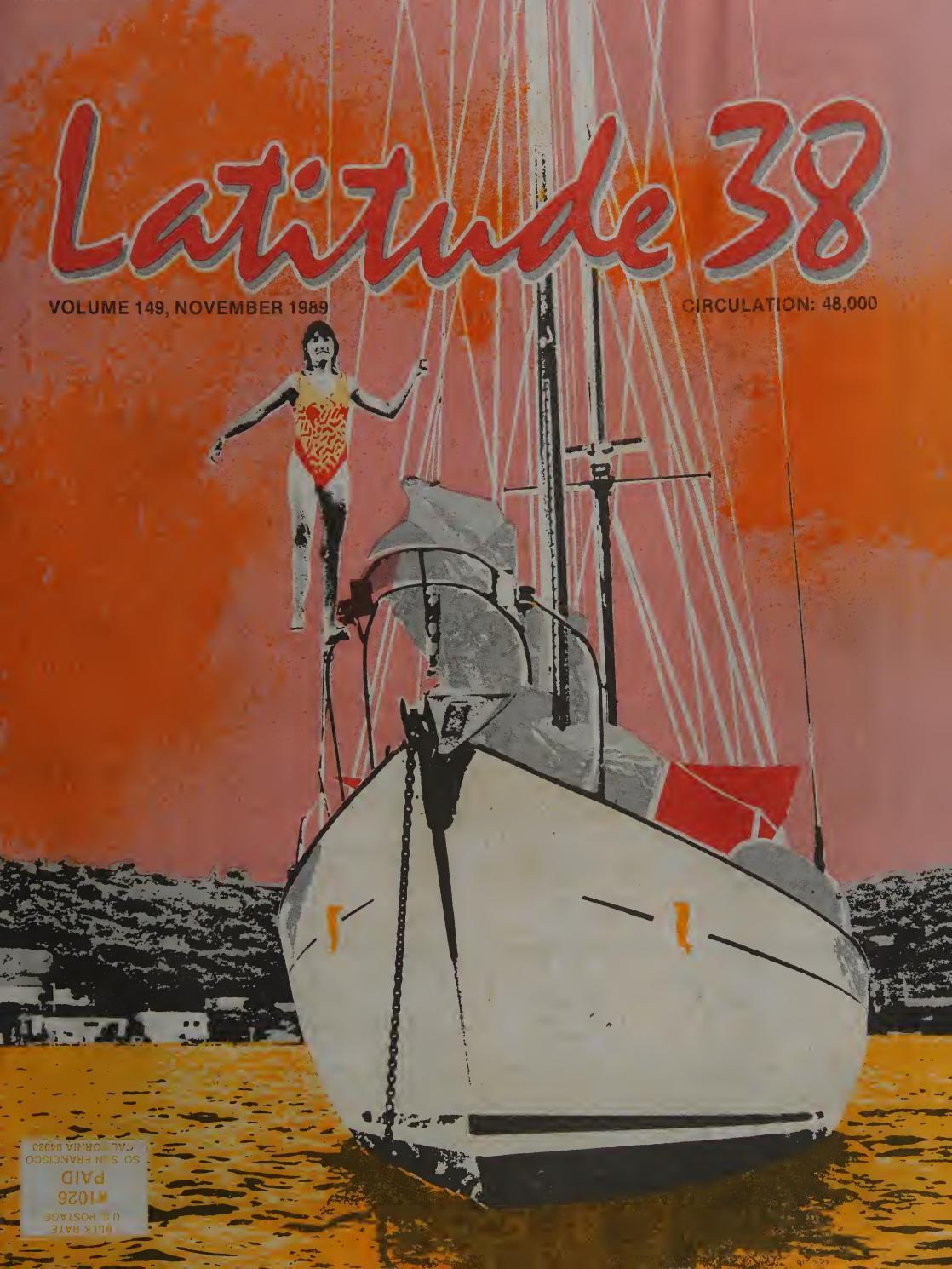 Latitude 38 November 1989 By Latitude 38 Media Llc Issuu