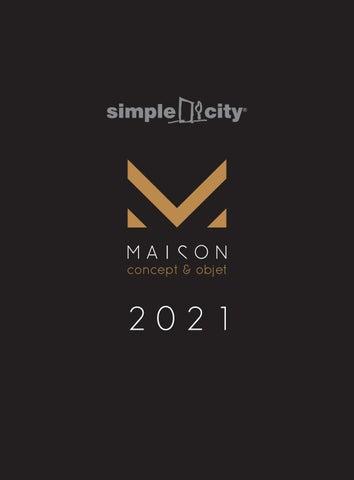 Simple City Χανιά. Κατάλογος «Maison concept & objet» 2021