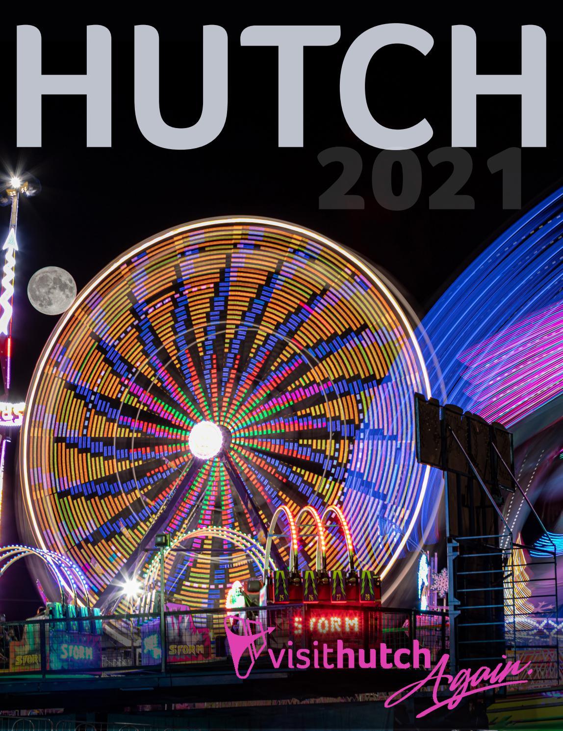 Christmas Parade 2021 Hutchinson Ks 2021 Hutchinson Reno County Visitor Guide By Visit Hutch Issuu