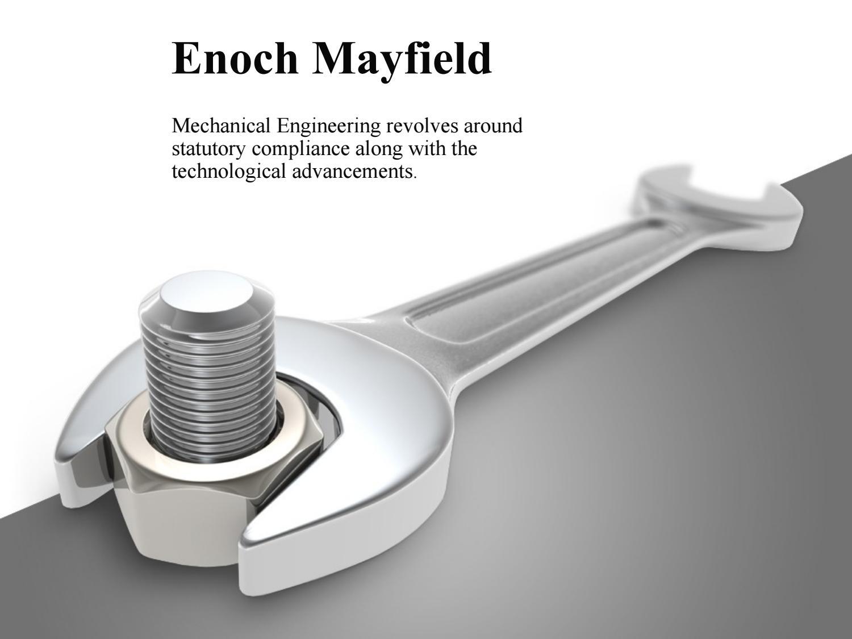 Enoch Mayfields - Innovative Research