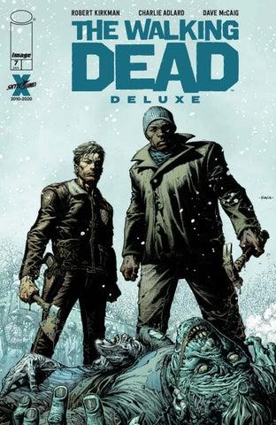The Walking Dead Deluxe 7 Castellano By Thewalkingdeadcomicspain Issuu