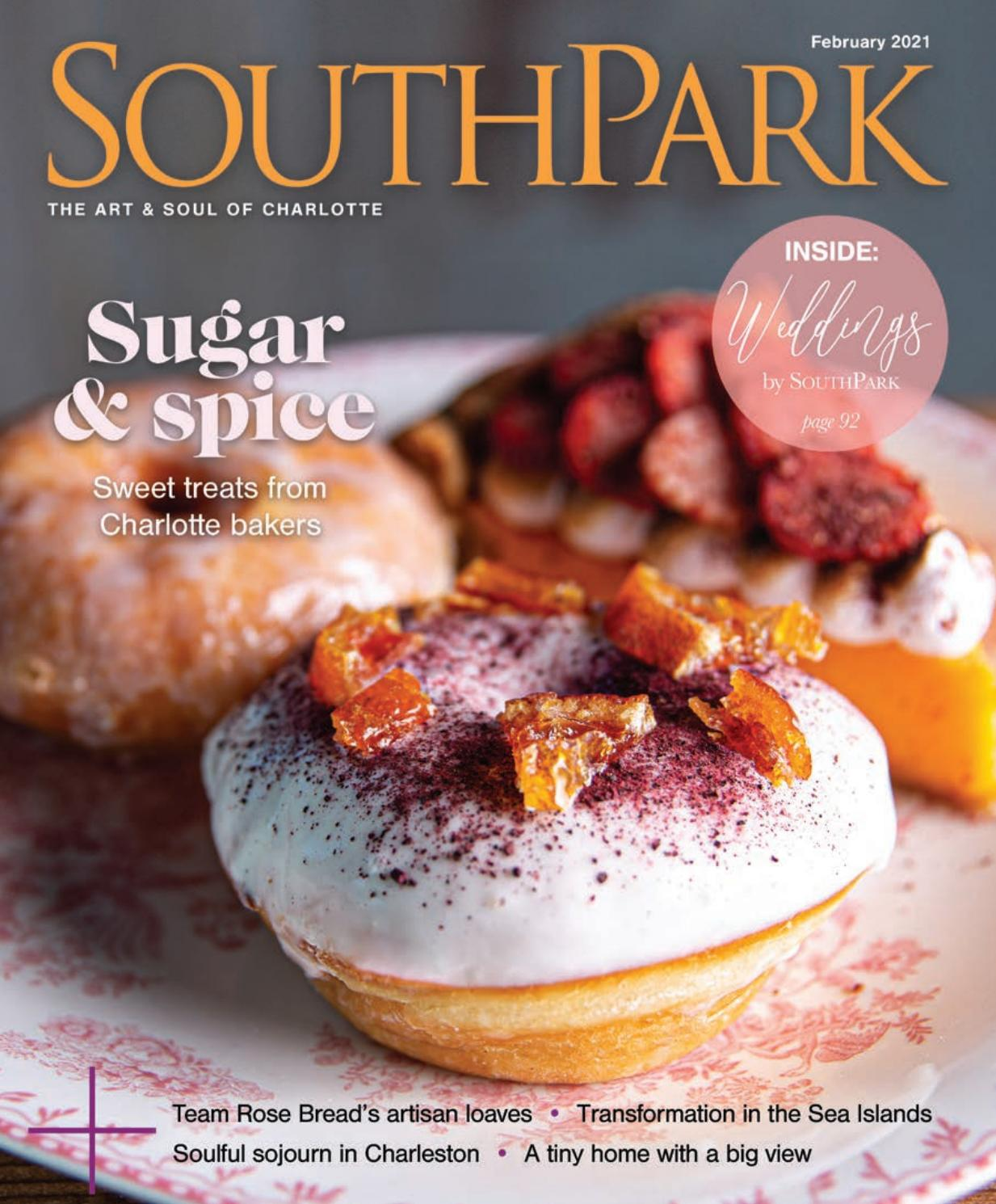 SouthPark February 18 by SouthParkMag   issuu