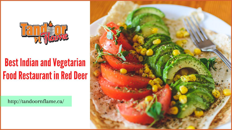 Best Indian Vegetarian Food in Red Deer