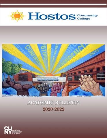 Lehman College Academic Calendar Spring 2022.2020 2022 Hostos Catalog By Hostos Community College Issuu