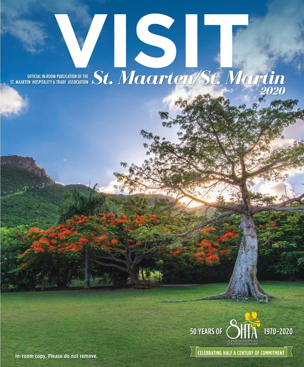 Visit St Maarten St Martin 2020 By North South Net Inc Issuu