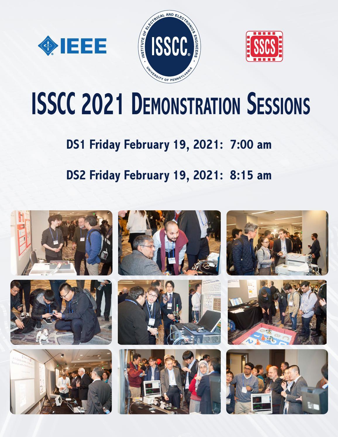 Isscc 2021 Demo Handout By Underlinescience Issuu