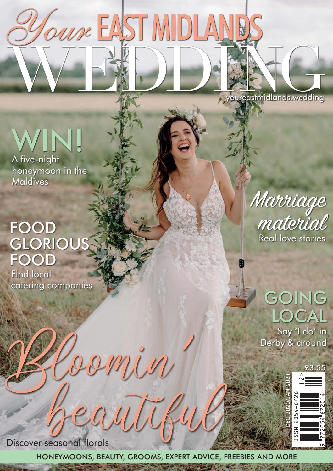 Your East Midlands Wedding   December 20/January 20 Issue 20 ...