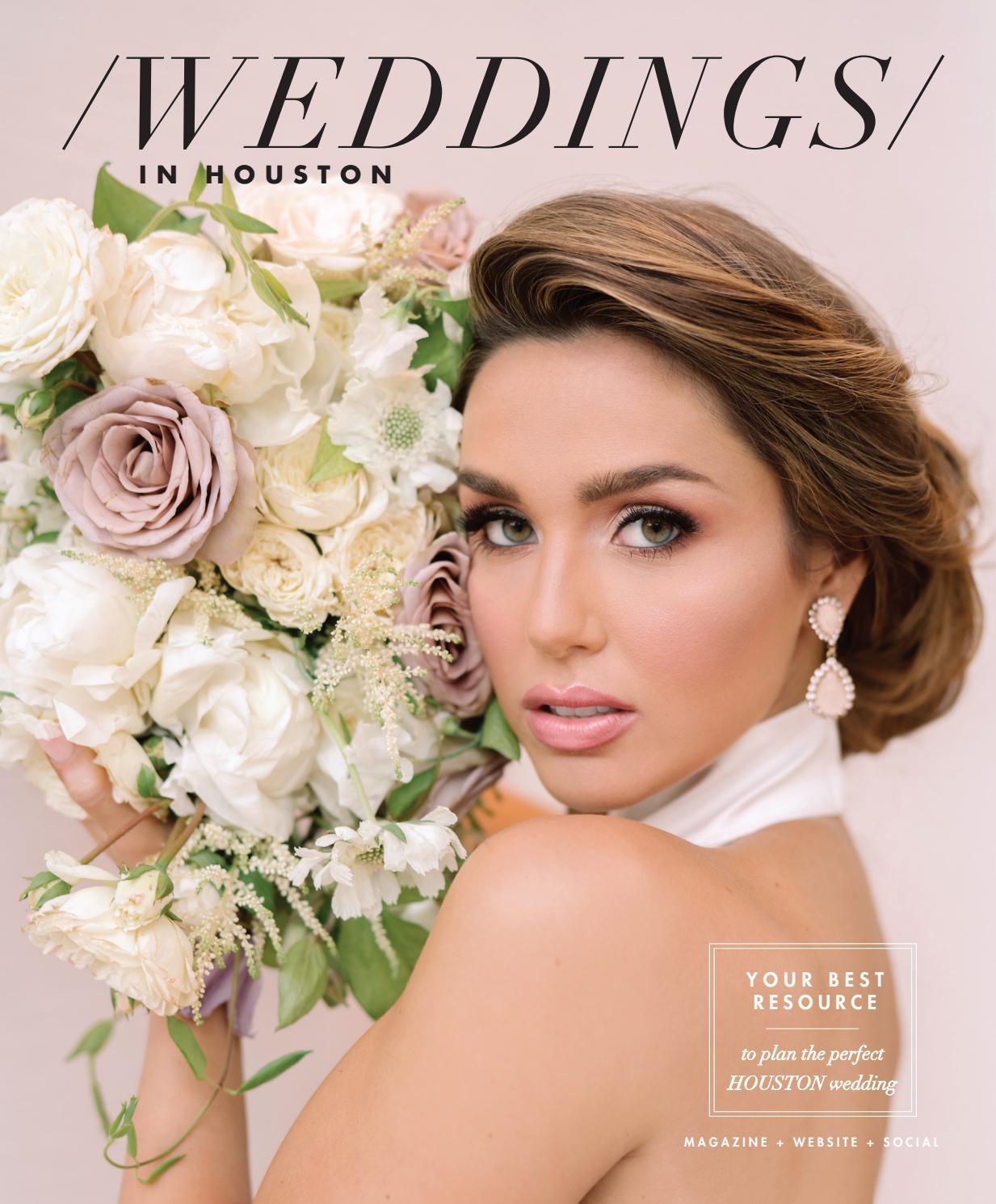 Weddings In Houston Magazine 2021