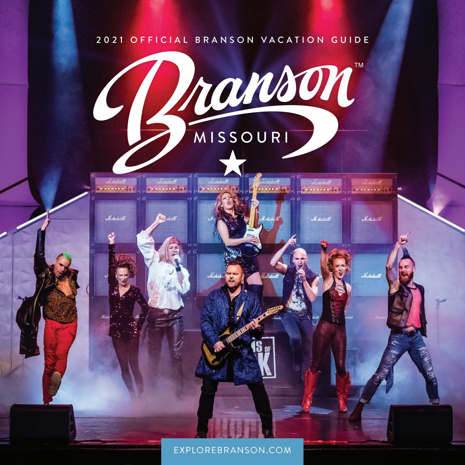 The Cost To See The Christmas Lights In Brsnson 2021 2021 Branson Vacation Guide By Branson Convention And Visitors Bureau Issuu