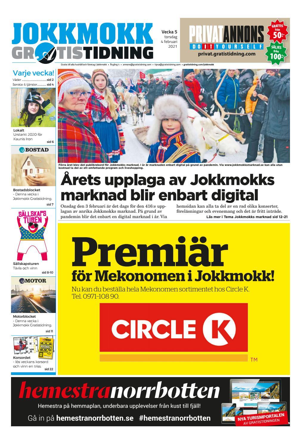 Dejta kvinnor i Jokkmokk – Sök bland tusentals kvinnor i Jokkmokk som vill börja dejta