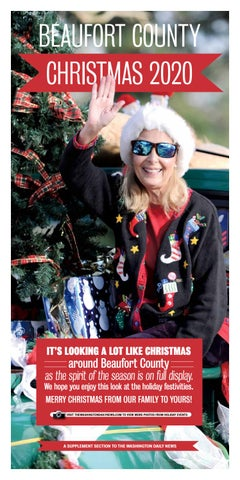 Beaufort Nc Christmas Parade 2021 Beaufort County Christmas 2021 By Washington Daily News Issuu