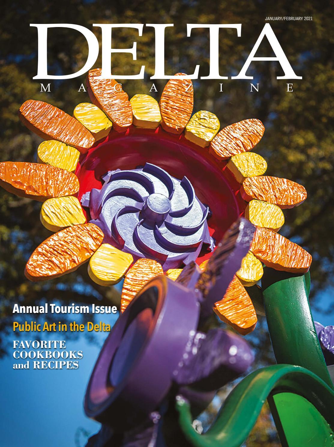 Delta Magazine January/February 15 by Delta Magazine   issuu