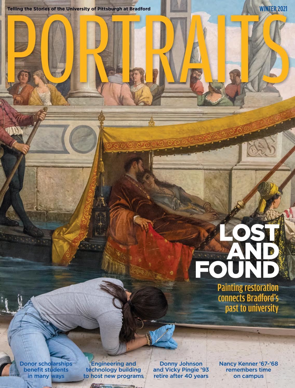 Pitt Academic Calendar 2022 23.Portraits Magazine Winter 2021 By Pitt Bradford Issuu
