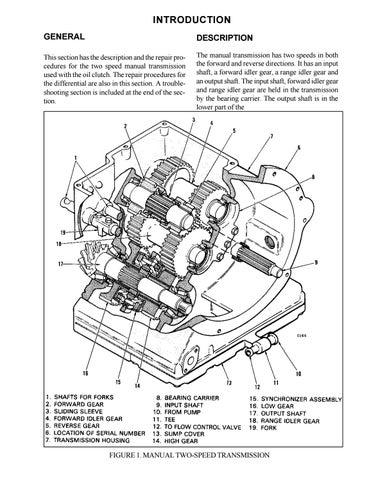 Hyster Forklift S60-120E service manual by heydownloads - issuu | Hyster Forklift Wiring Schematics 1990 |  | Issuu