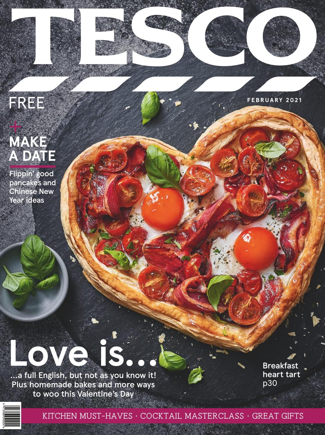 Tesco Magazine February 2021 By Tesco Magazine Issuu
