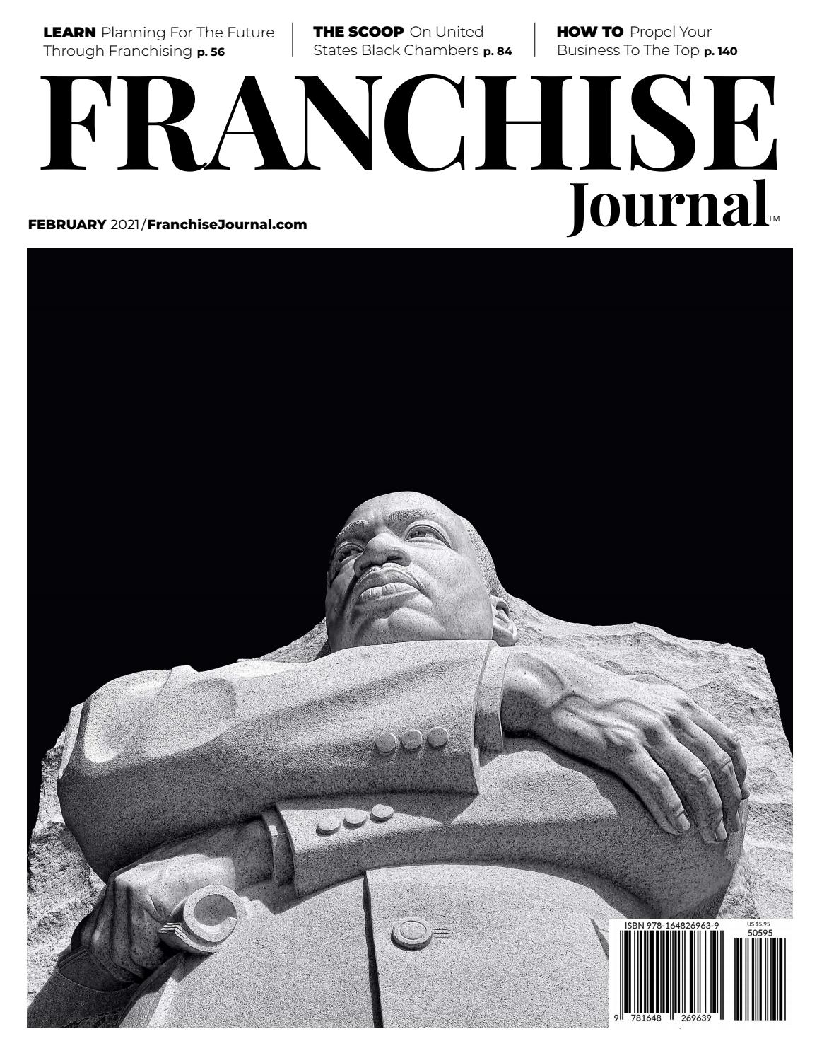 15+ Franchise Journal February 8 by TheFranchiseJournal   issuu Galerie